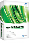 Program MiniMagazyn służy do obsługi obrotu magazynowego, wystawiania faktur i rachunków