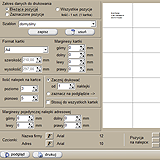 Wygląd zrzutu strony: Drukowanie nalepek ; SendSystem to szybkie adresowanie kopert, przesyłek i etykiet