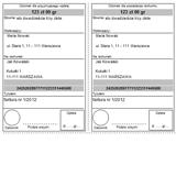 Program Sendsystem to elektroniczny nadawca przesyłek Poczta Polska wydruk przekazu pocztowego