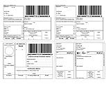 Wydruk adresu pomocniczego dla przesyłki pobraniowej wraz drukiem przelewu