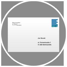 Program SendSystem przyśpieszy i uprości adresowanie przesyłek, etykiet, kopert. Zawiera cennik Poczty Polskie oraz firm kurierskich - wylicza koszt nadania